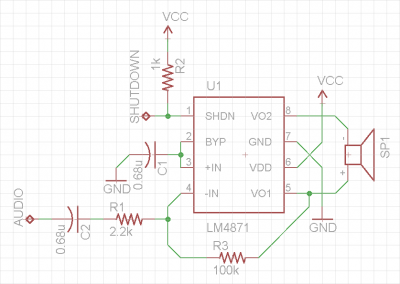 Puxing PX-2R Audio Amp Circuit.png